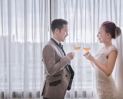 [ 婚攝 ] Perry & Bubu 婚禮紀錄 / 六福皇宮 | 婚攝 Vincent ─ 海外婚紗婚攝 / 婚禮攝影 / 婚攝推薦 / 日月千禧酒店